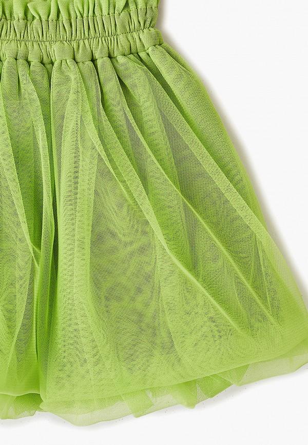 Юбка для девочки Skirts&more цвет зеленый  Фото 3