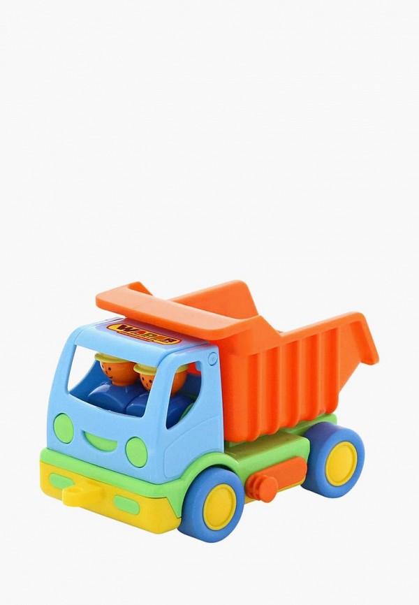Игрушка Wader Wader MP002XC00AGF игрушка wader super truck строительный 36540