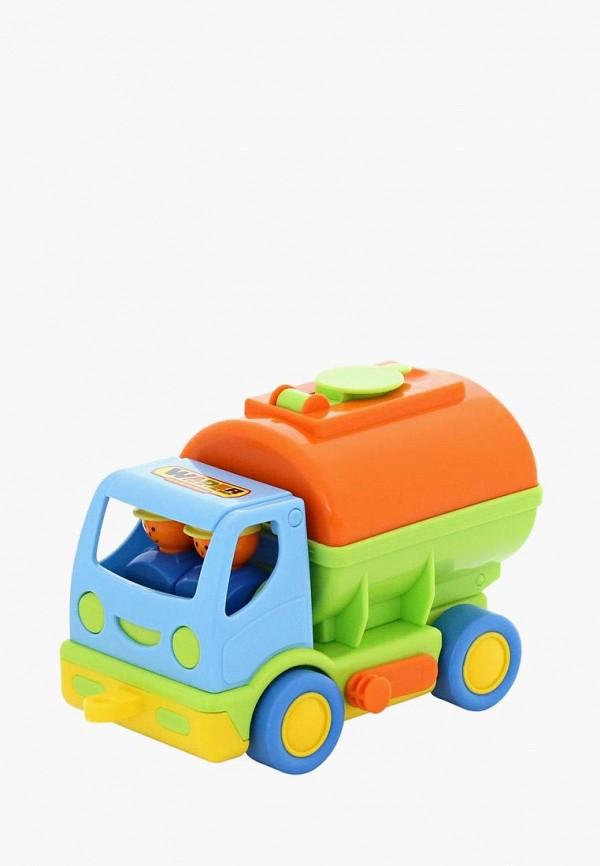 Игрушка Wader Wader MP002XC00AGI игрушка wader super truck строительный 36540