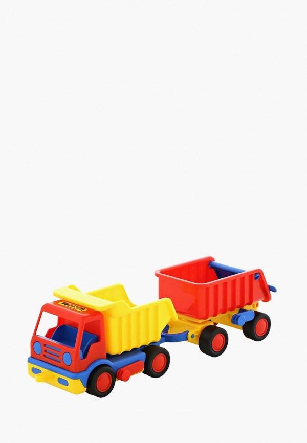 Игрушка Wader Wader MP002XC00AGM игрушка wader super truck строительный 36540
