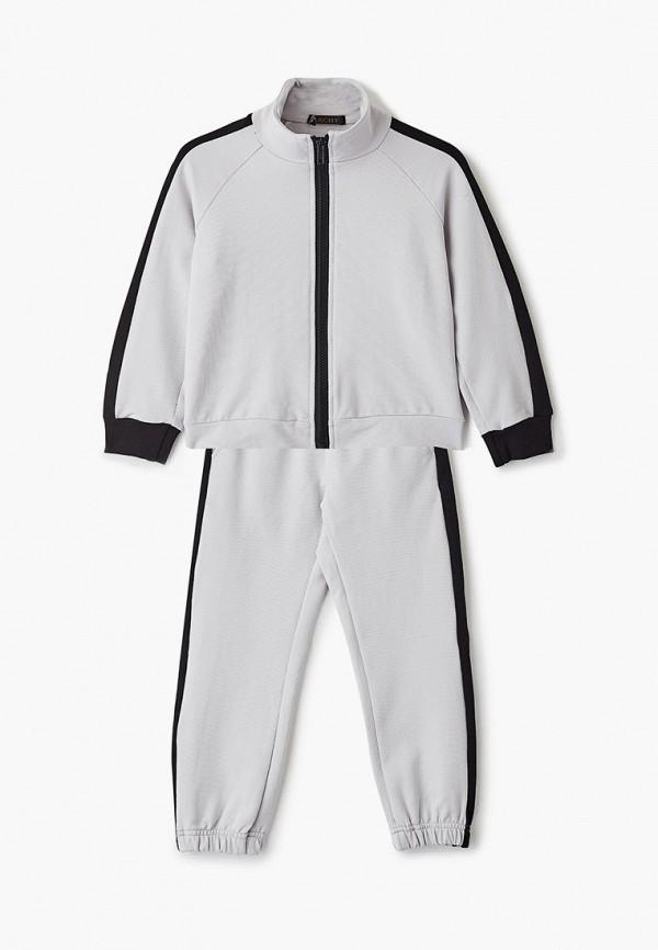 спортивный костюм archyland малыши, серый
