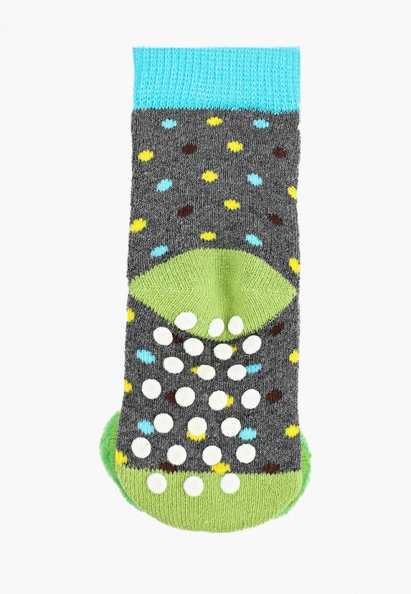 Носки для мальчика Lansa цвет серый  Фото 2