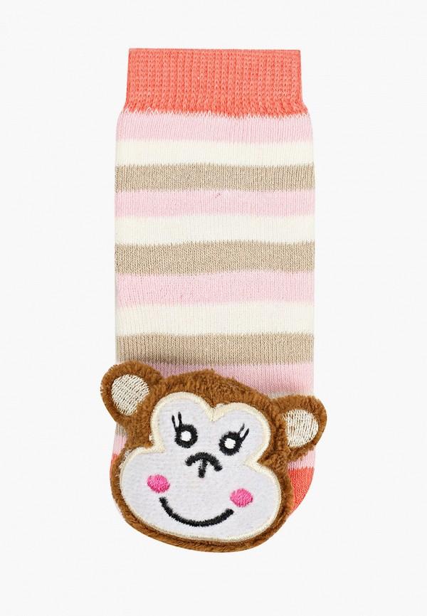 Носки для девочки Lansa цвет разноцветный