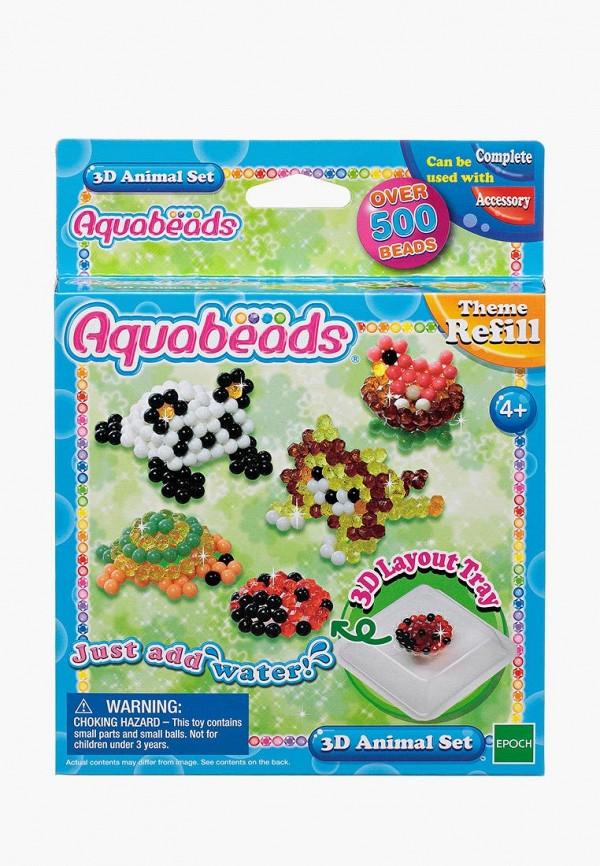 Набор игровой Aquabeads Aquabeads MP002XC00AX8 sexy plunging neck long sleeve solid color self tie crop top for women