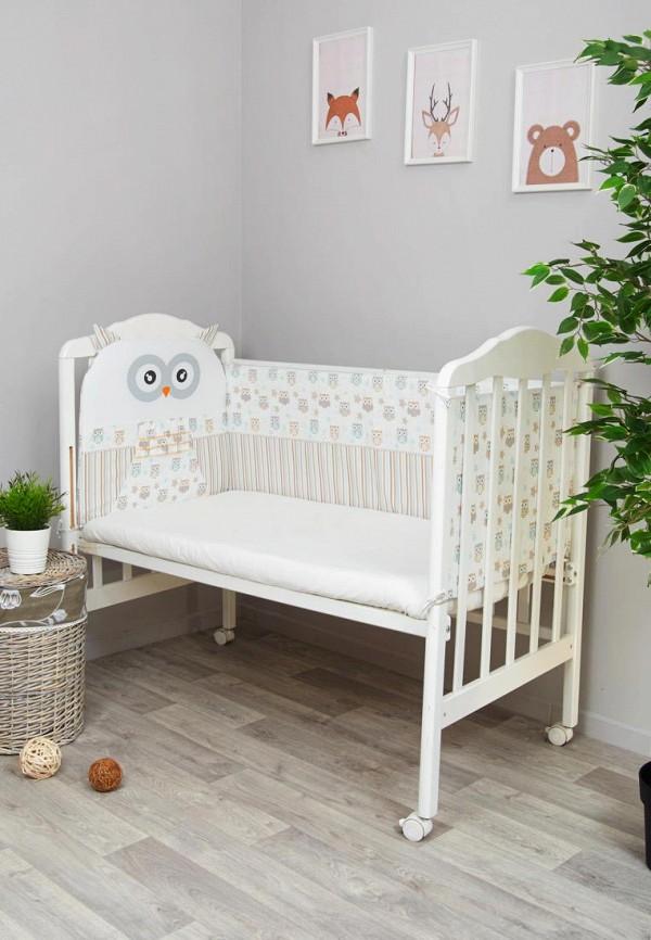 цена Бортик для детской кровати Сонный Гномик Сонный Гномик MP002XC00B15 онлайн в 2017 году