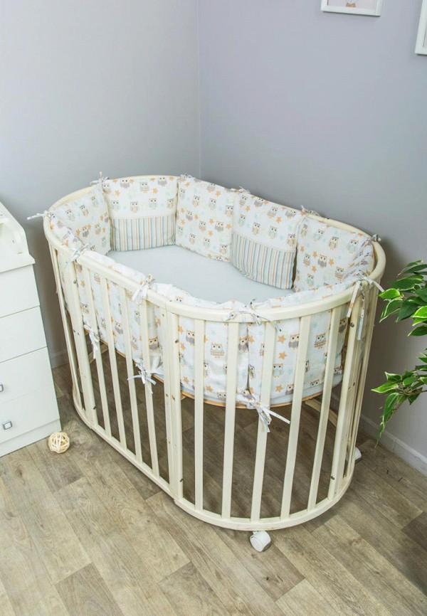 Бортик для детской кровати Сонный Гномик Сонный Гномик MP002XC00B16 цена