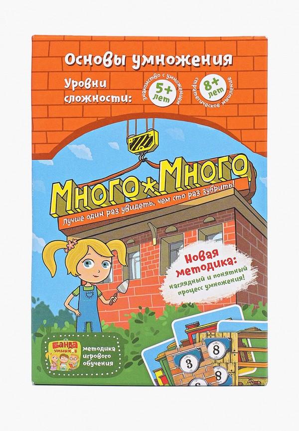 Игра настольная Банда умников Банда умников MP002XC00B2H настольная игра развивающая банда умников
