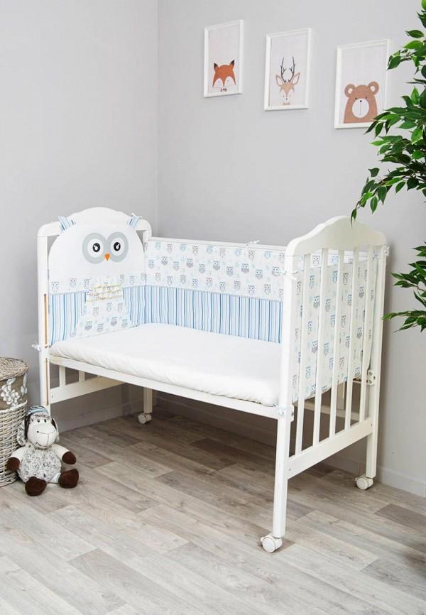 цена Бортик для детской кровати Сонный Гномик Сонный Гномик MP002XC00BCK онлайн в 2017 году