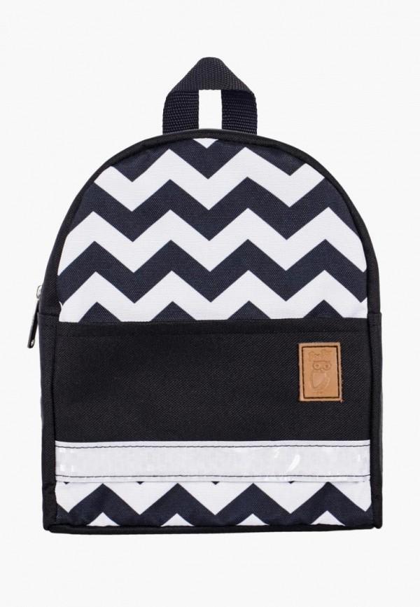 рюкзак zo-zoo малыши, черный