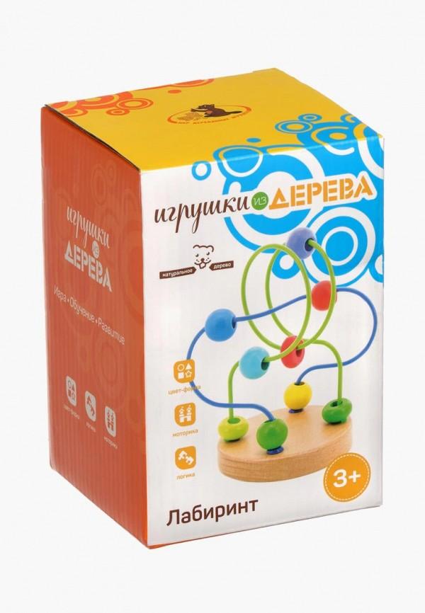 Игрушка Игрушки из дерева Игрушки из дерева MP002XC00BIQ цены