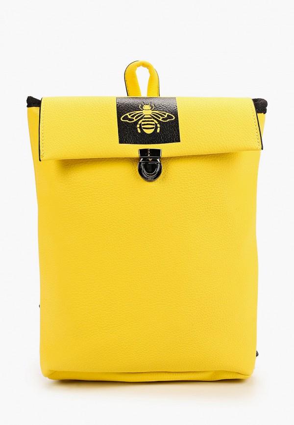 рюкзак vitacci малыши, желтый