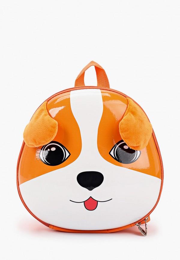 рюкзак vitacci малыши, оранжевый