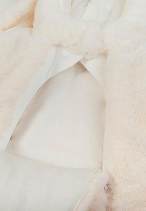Конверт для новорожденного Сонный Гномик цвет белый  Фото 2