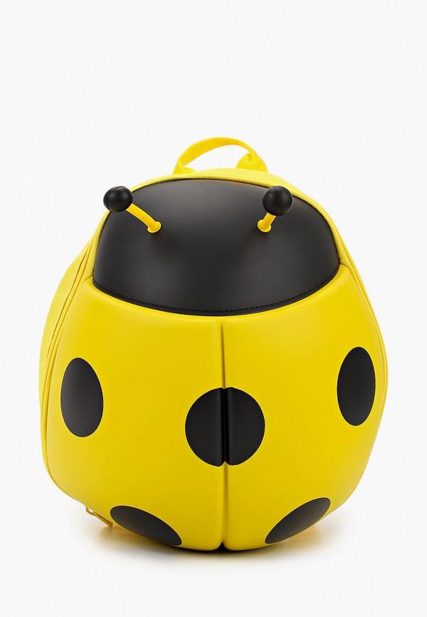 рюкзак supercute малыши, желтый