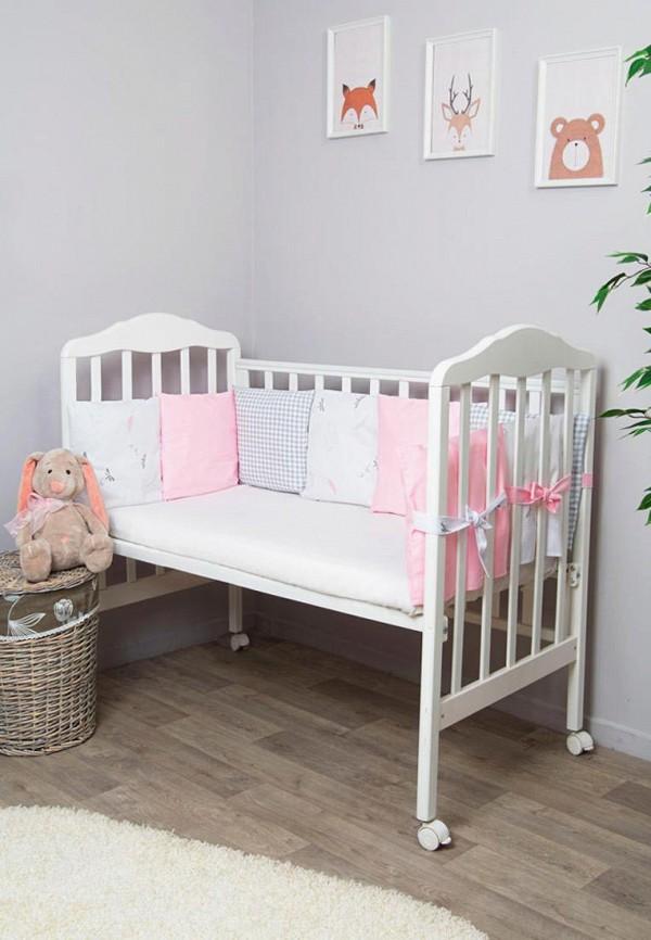 Бортик для детской кровати Сонный Гномик Сонный Гномик MP002XC00C4D цена