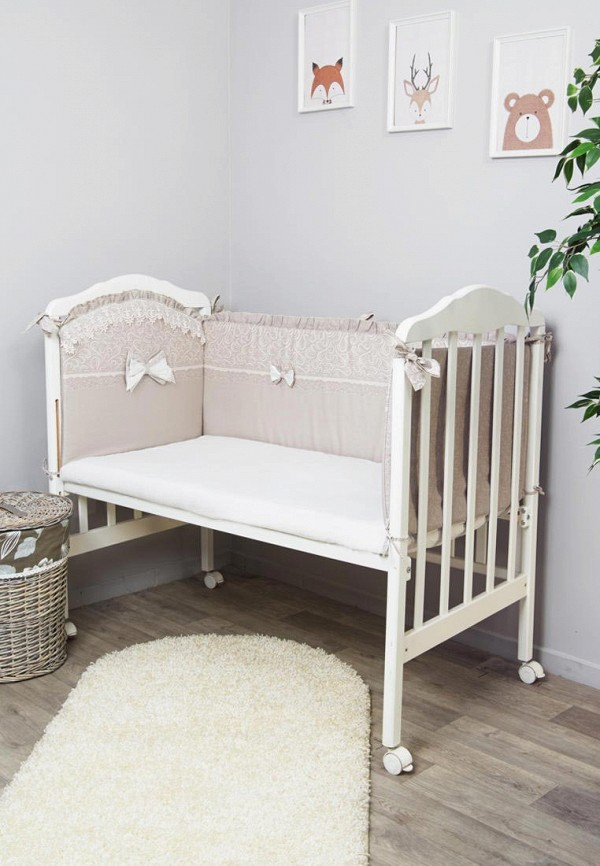 Бортик для детской кровати Сонный Гномик Сонный Гномик MP002XC00C4F цена