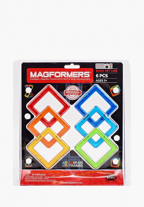 Конструктор Magformers Magformers MP002XC00C4N