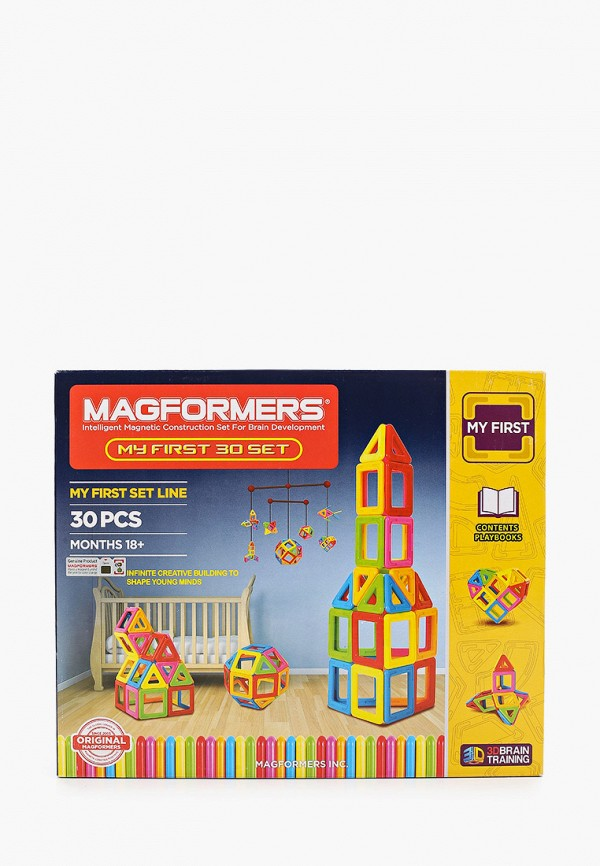 Конструктор Magformers Magformers MP002XC00C4S