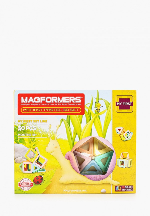 Конструктор Magformers Magformers MP002XC00C5P