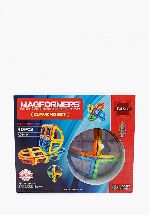 Конструктор Magformers Magformers MP002XC00C5S