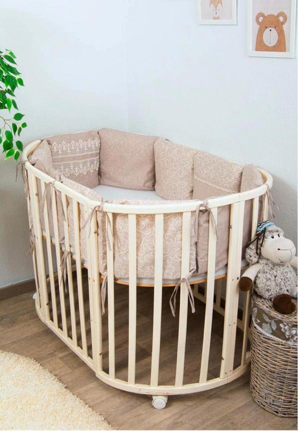 Бортик для детской кровати Сонный Гномик Сонный Гномик MP002XC00C6T цена