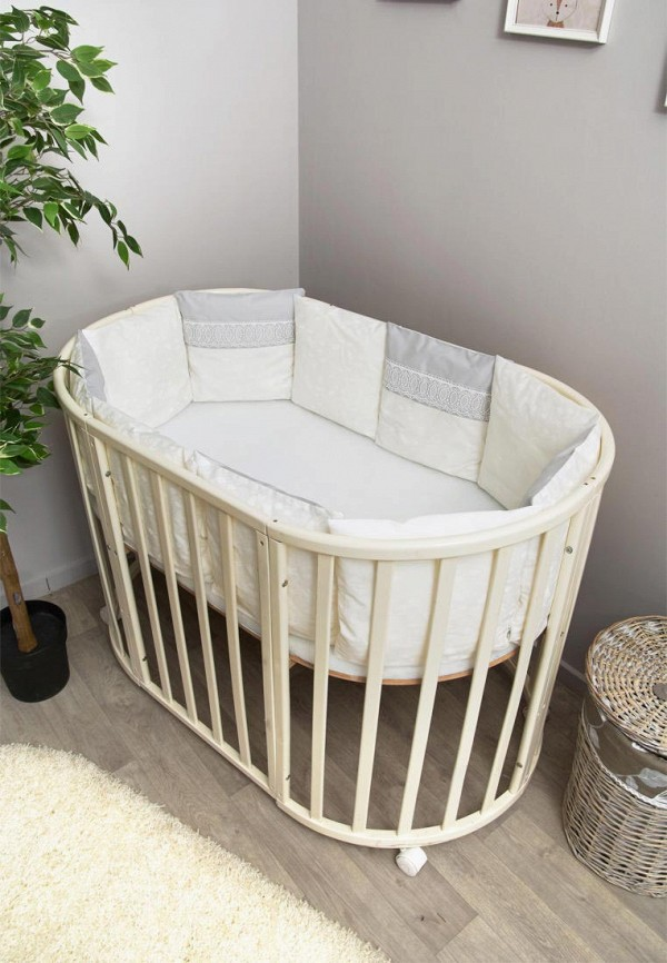 Бортик для детской кровати Сонный Гномик Сонный Гномик MP002XC00C6V цена