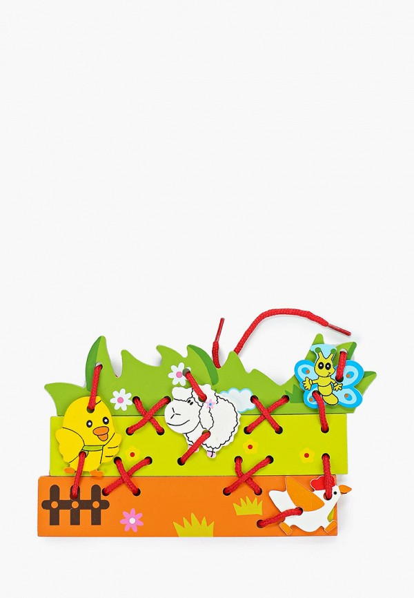 Игрушка Фабрика Фантазий Фабрика Фантазий MP002XC00C9G пирамидка фабрика фантазий клоун