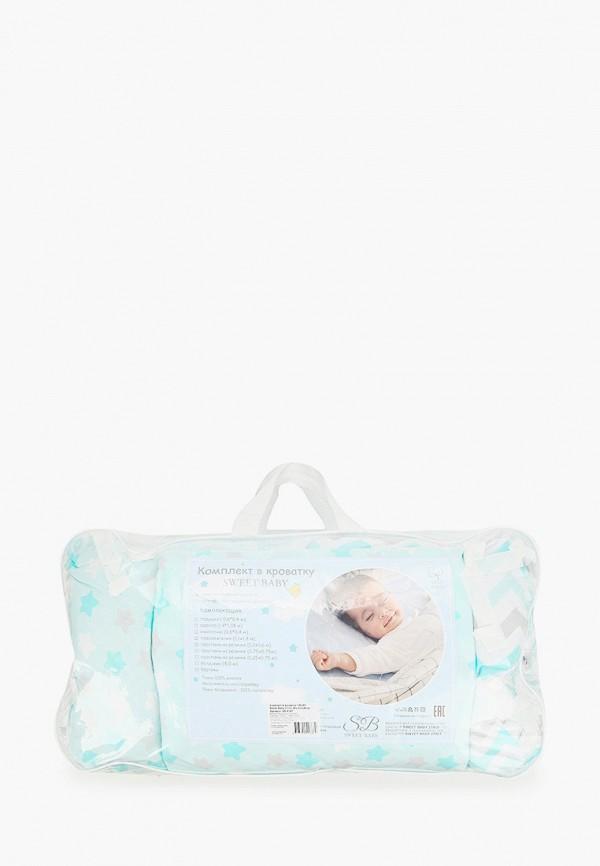 купить Постельное белье 1,5-спальное Sweet baby Sweet baby MP002XC00CGO дешево