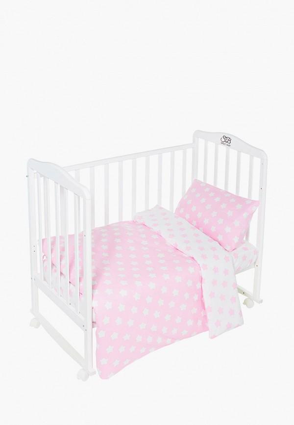 купить Постельное белье 1,5-спальное Sweet baby Sweet baby MP002XC00CH9 дешево