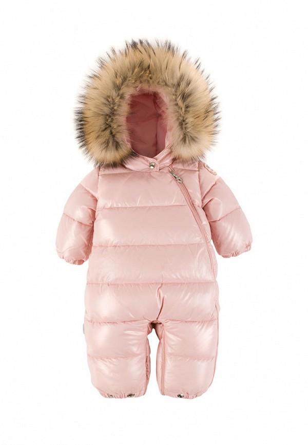 Детский комбинезон утепленный ArctiLine цвет розовый  Фото 2