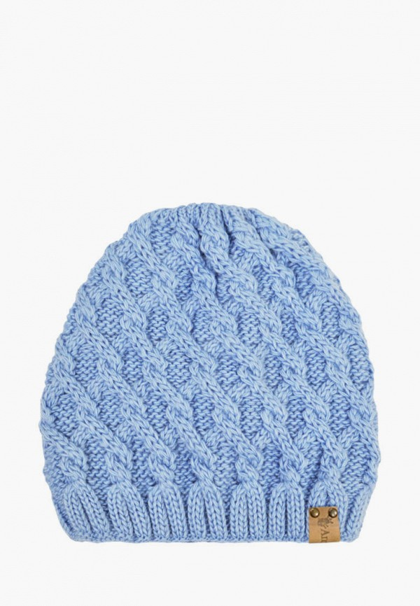 шапка anmerino малыши, голубая