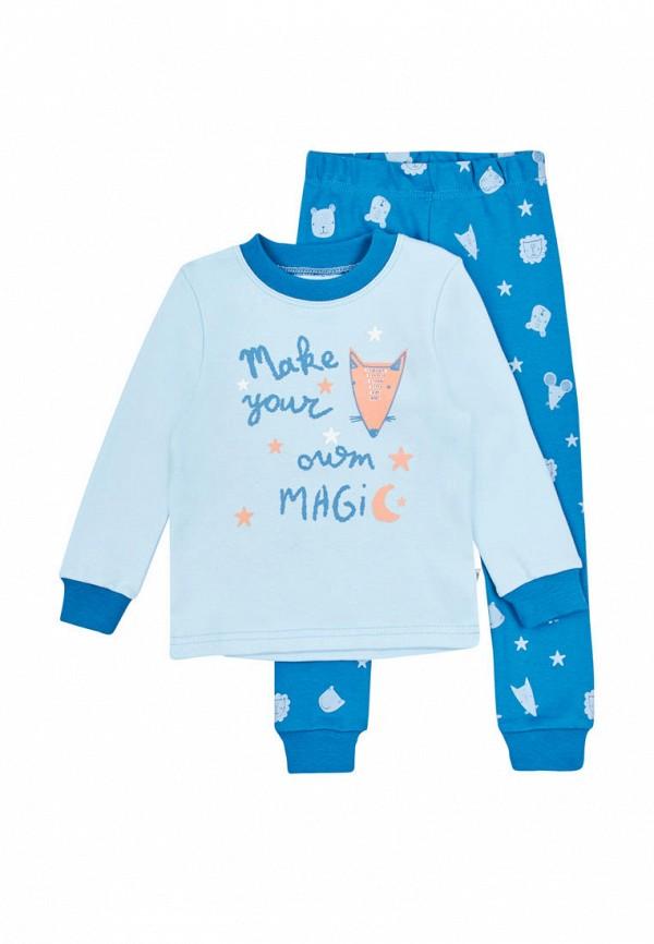 пижама robinzon малыши, разноцветная