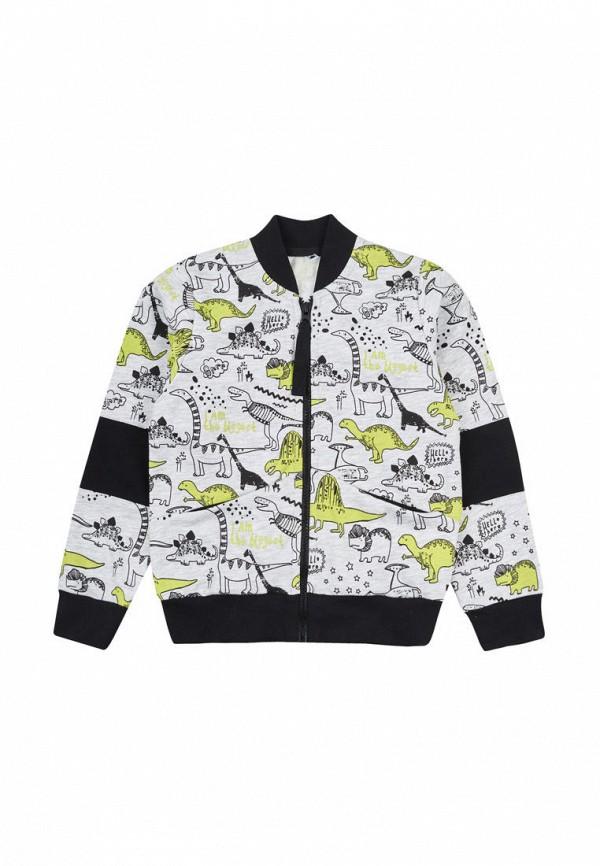 куртка garnamama малыши, серая