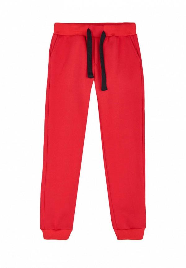 спортивные брюки garnamama малыши, красные
