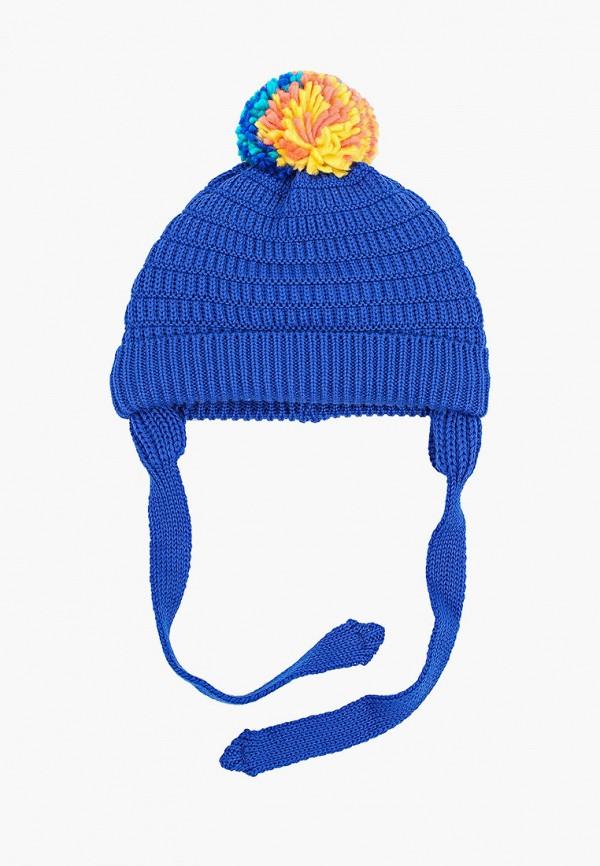 шапка artel малыши, синяя