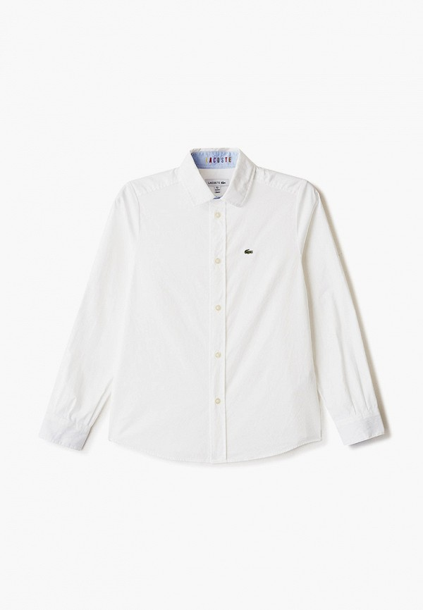 Фото - Рубашка Lacoste Lacoste MP002XC00F8U рубашка greg greg mp002xm05sgb