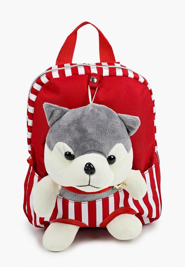 рюкзак vitacci малыши, красный