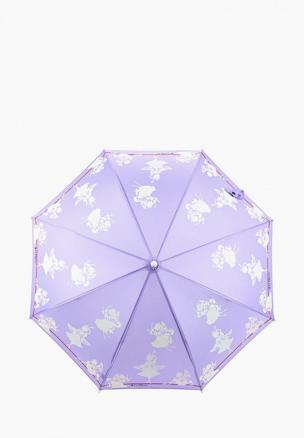 зонт-трости flioraj малыши, фиолетовый