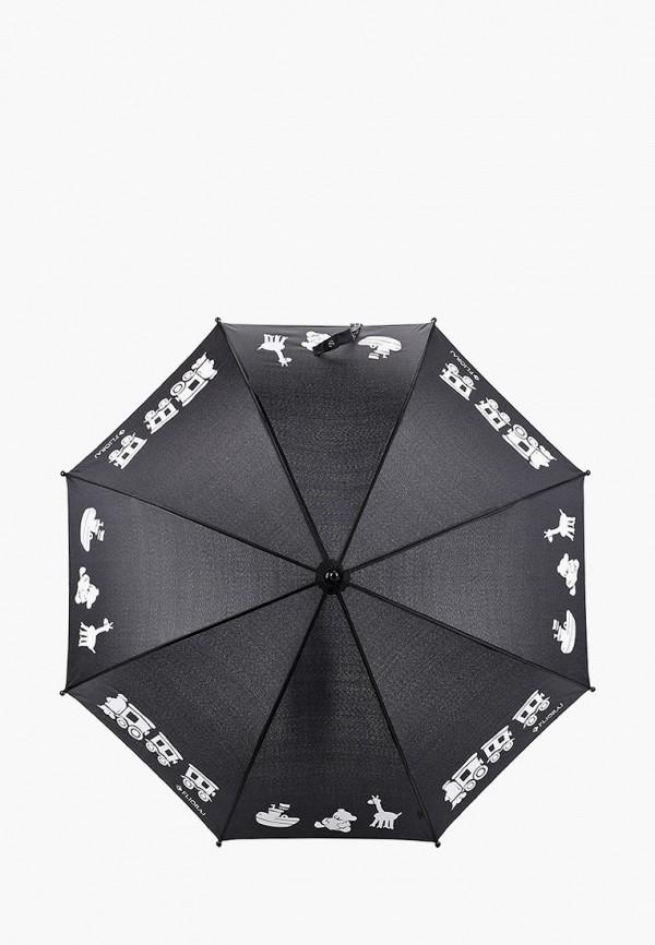 зонт-трости flioraj малыши, черный