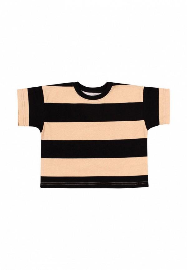 футболка с коротким рукавом бемби малыши, бежевая