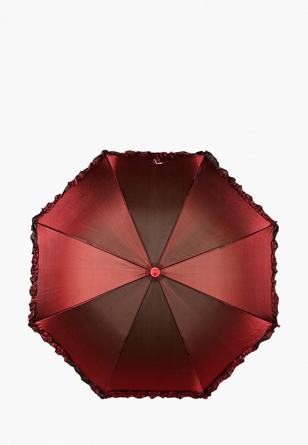 зонт-трости flioraj малыши, бордовый