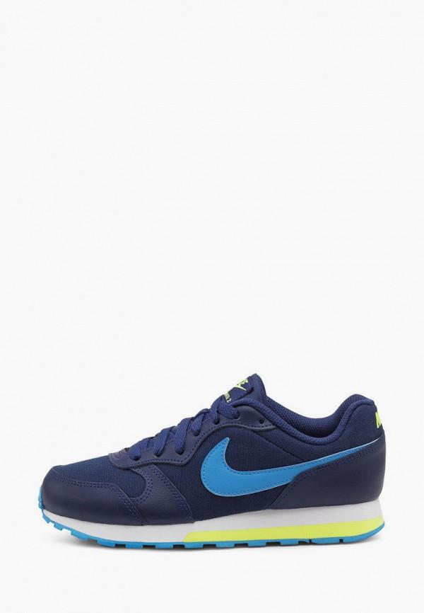кроссовки nike малыши, синие