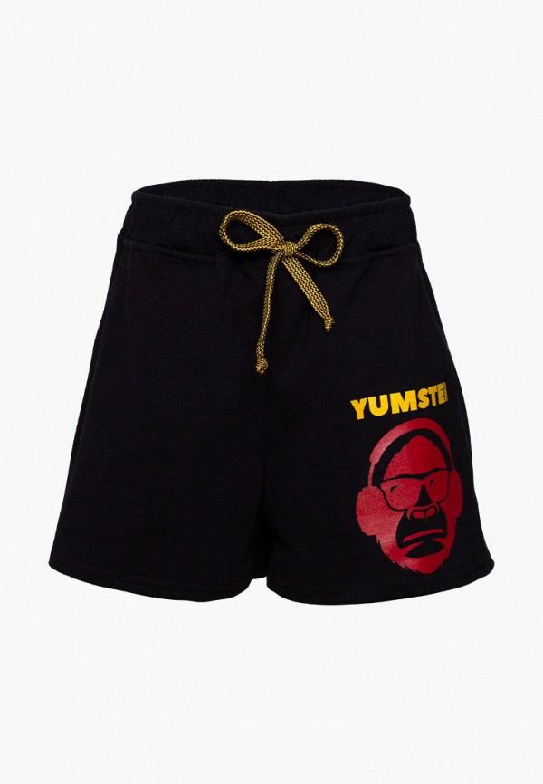 шорты yumster малыши, черные