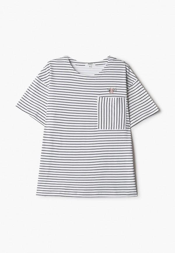 футболка baon малыши, синяя
