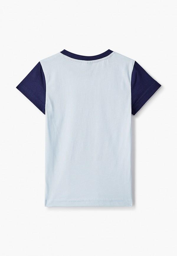 Футболка для мальчика Belka цвет голубой  Фото 2