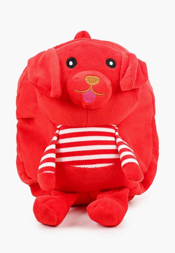 Рюкзак Vitacci красного цвета