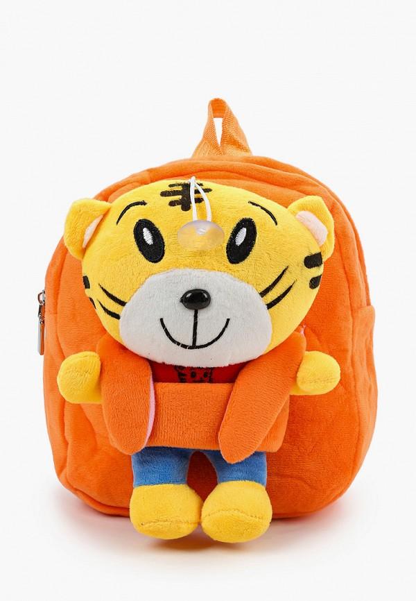 Рюкзак Vitacci оранжевого цвета