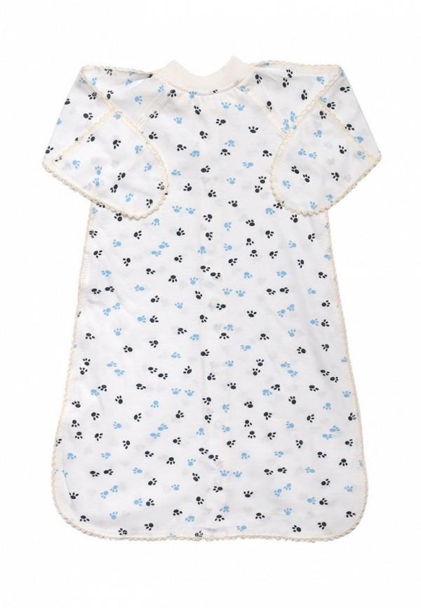 Конверт для новорожденного Клякса цвет белый  Фото 2