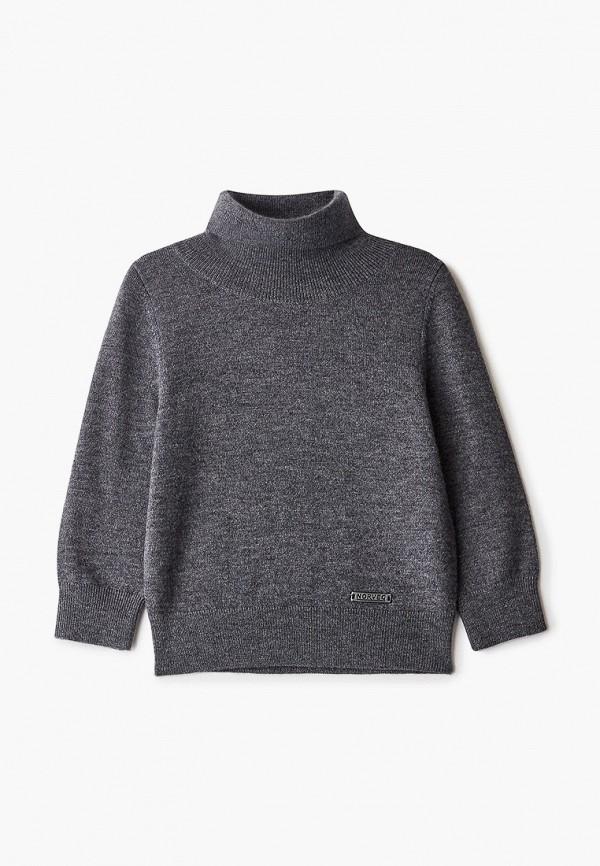 свитер norveg малыши, серый