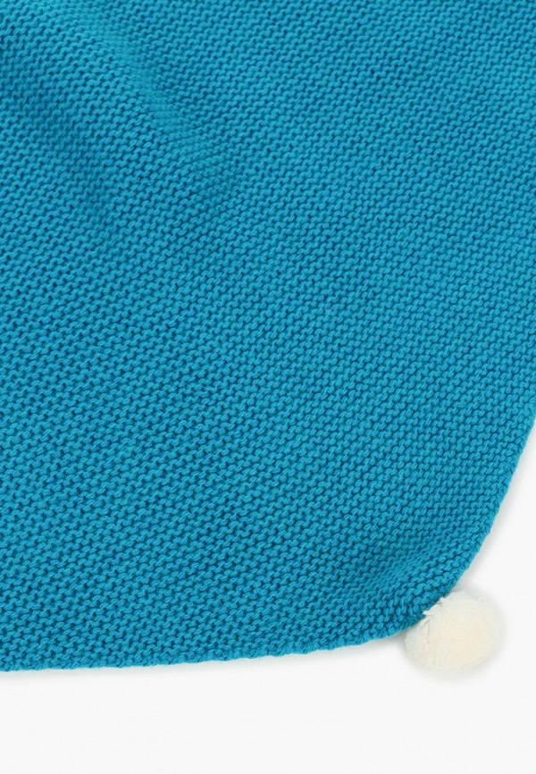 Шарф для мальчика Снег Идёт цвет бирюзовый  Фото 2